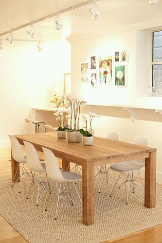 mesa de comedor. mattina muebles