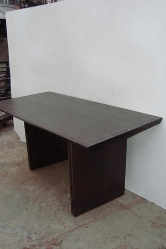 mesa de comedor o reunion 1.60mtxo,80mt berazategui.a medida