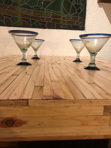 mesa de comedor para 4 a 6 personas cubierta madera reciclad