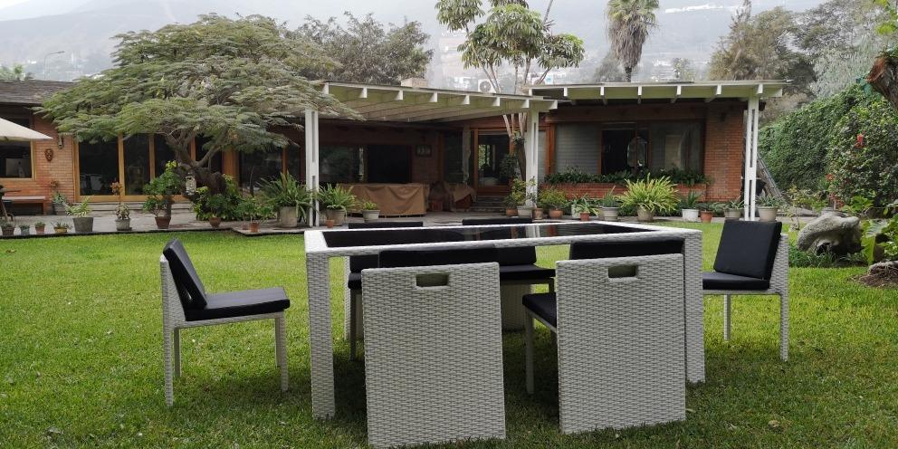 Mesa De Comedor Para Terraza - S/ 2.000,00 en Mercado Libre