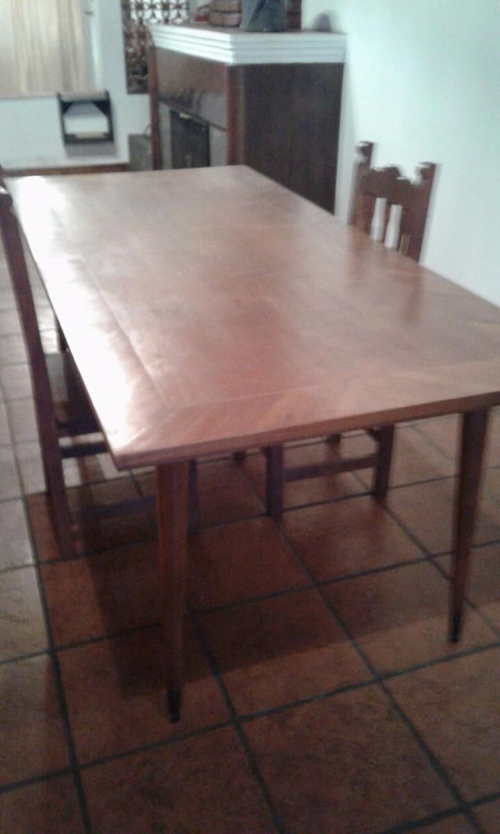 Mesa De Comedor Retro Vintage - $ 5.000,00 en Mercado Libre