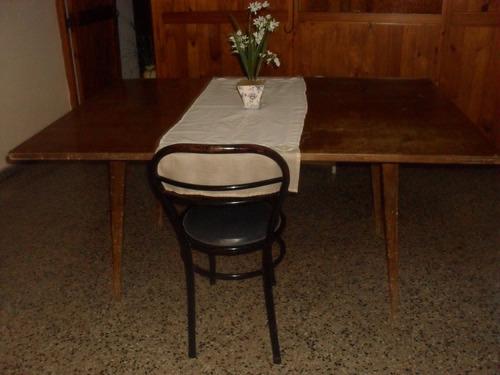 Mesa De Comedor Tipo Libro Con Cajonera Para Manteles With Mesas De Libro  Para Comedor.
