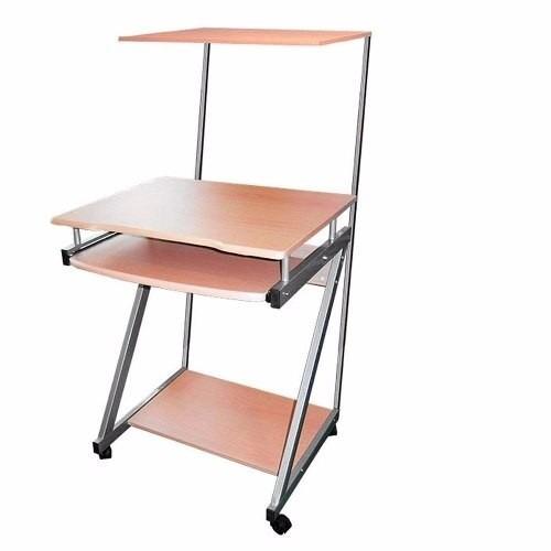 mesa de computadora 3 niveles sencilla de oferta