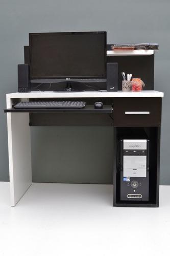 mesa de computadora moderna