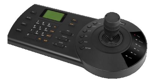 mesa de controle híbrida - analógica e ip vtn 2000 p/ cftv