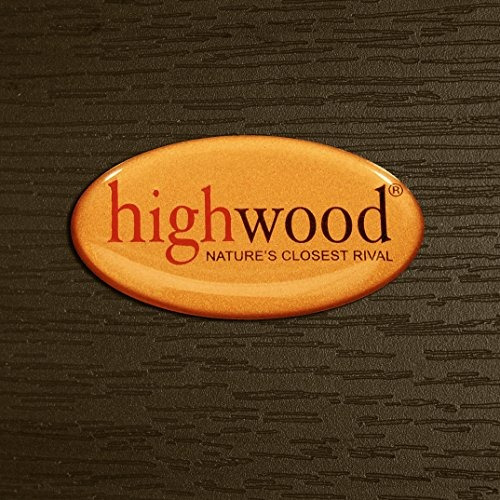 mesa de conversacion adirondack de madera alta resistido bel