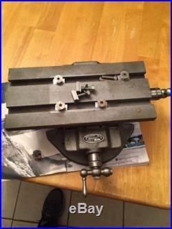mesa de coordenadas fresadora taladro maquina torno