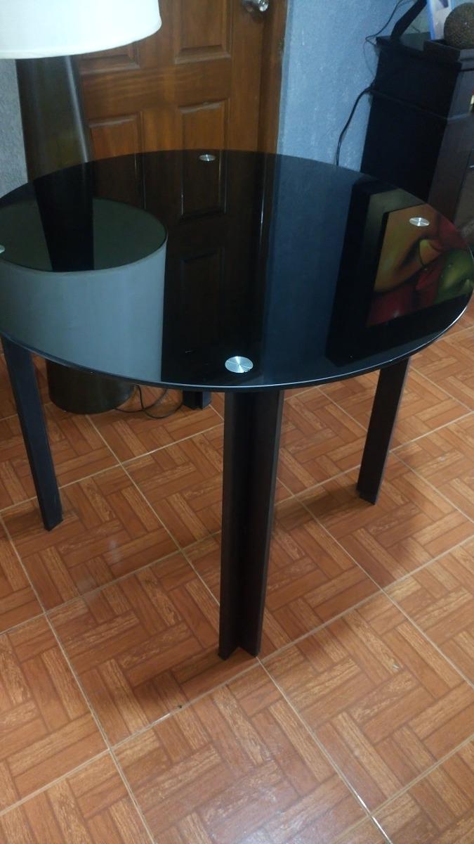 Mesa De Cristal 10mm,canto Pulido, Oficina, Antecomedor - $ 2,900.00 ...