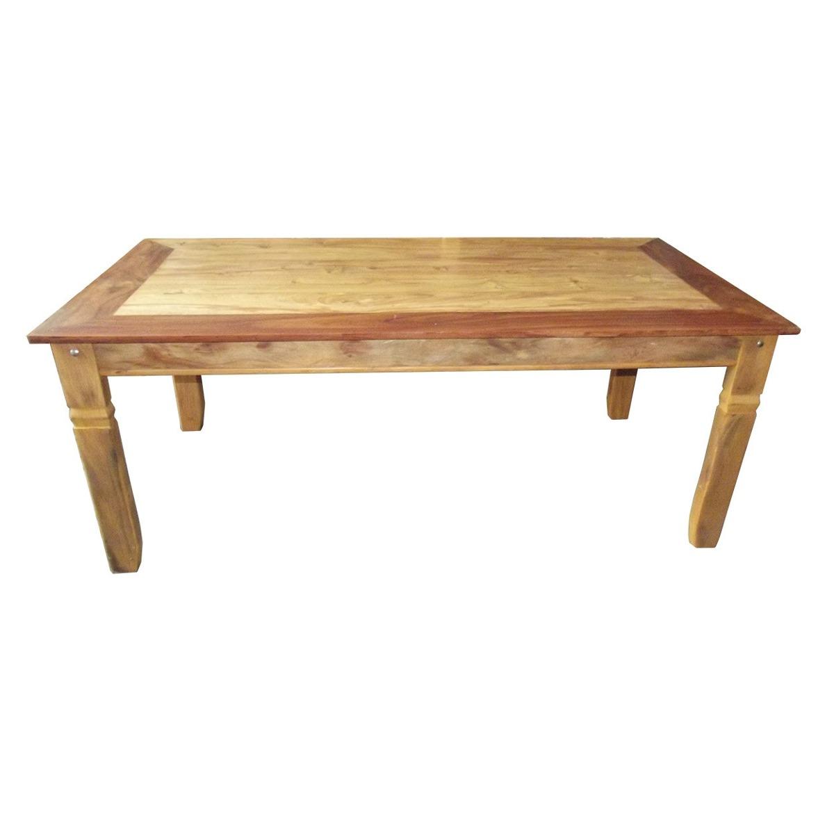 Mesa de demoli o p palito r 750 00 em mercado livre for Modelos de mesas rusticas de madera
