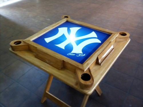 mesa de domino