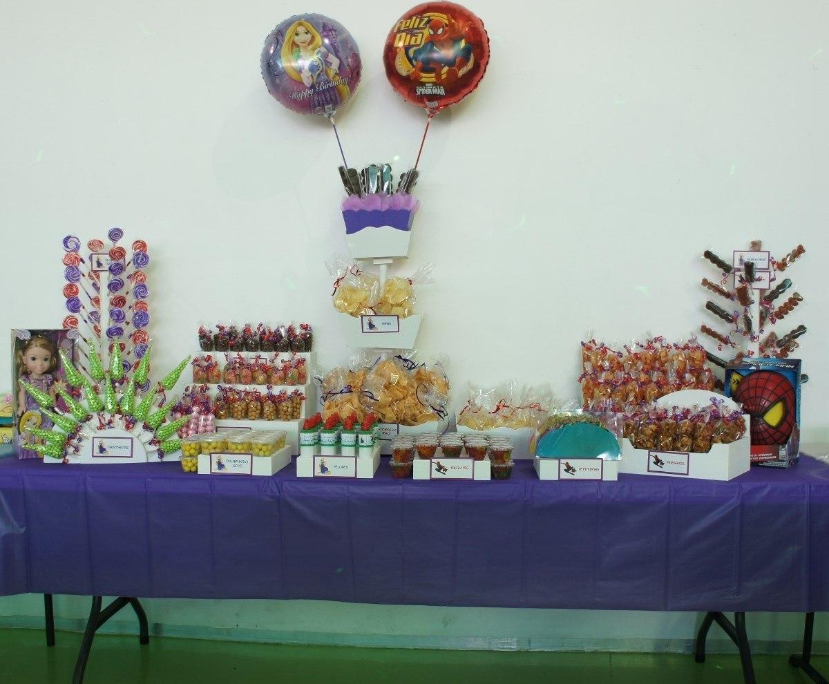 Mesa de dulces 40 personas 1 en mercado libre for Cocinar para 40 personas