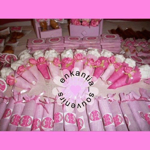 Mesa de dulces 70 personas bautizo comunion bodas xv - Ideas para mesas dulces de comunion ...