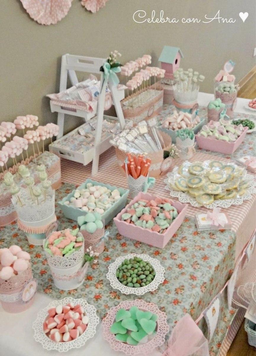 Mesa de dulces boda para 30 personas 2 en for Decoracion para mesa dulce