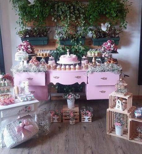 mesa de dulces, candybar, bodas, fiestas, primera comunión