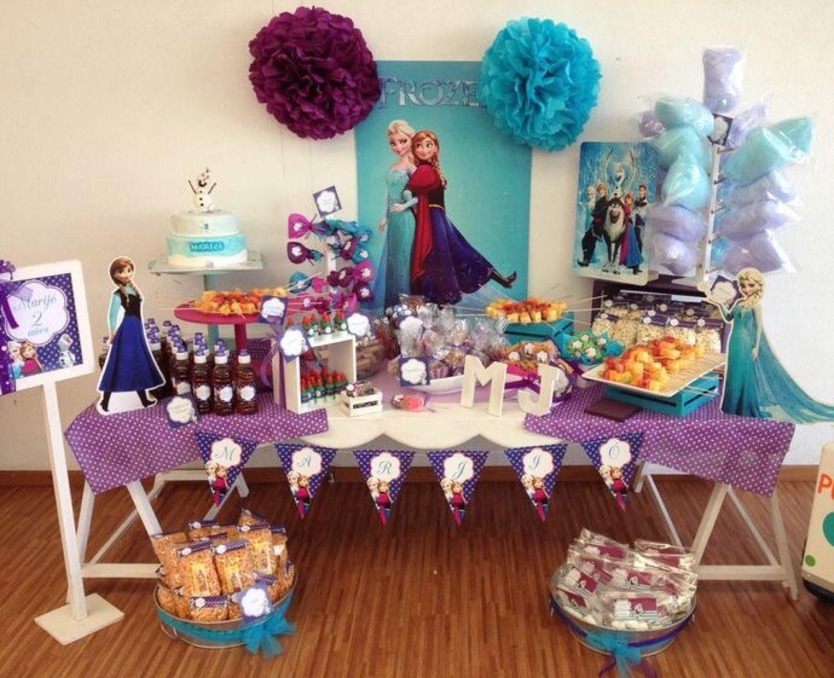 Mesa de dulces para 50 personas cualquier evento for Backdrop para mesa de dulces