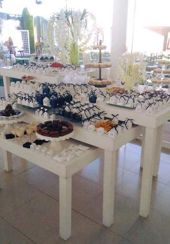 mesa de dulces para eventos con temática cuernavaca