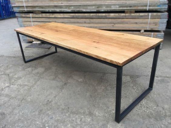 mesa de escritorio madeira e ferro estilo industrial r On mesa escritorio estilo industrial
