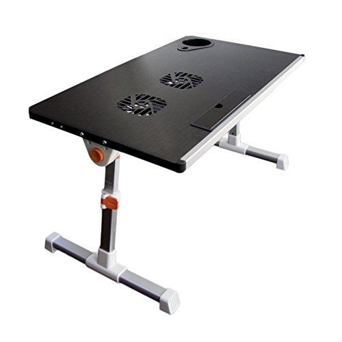 Del Mesa Escritorio Aluminio Soporte Plegable De Portátil 8ywvNnm0O
