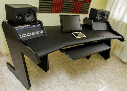 mesa de estudio de grabación escritorio