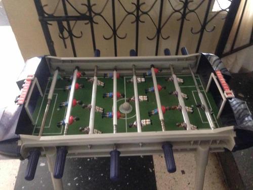 mesa de futbol
