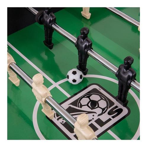 mesa de futbolito 3 en 1 triumph + envio gratis 12 msi