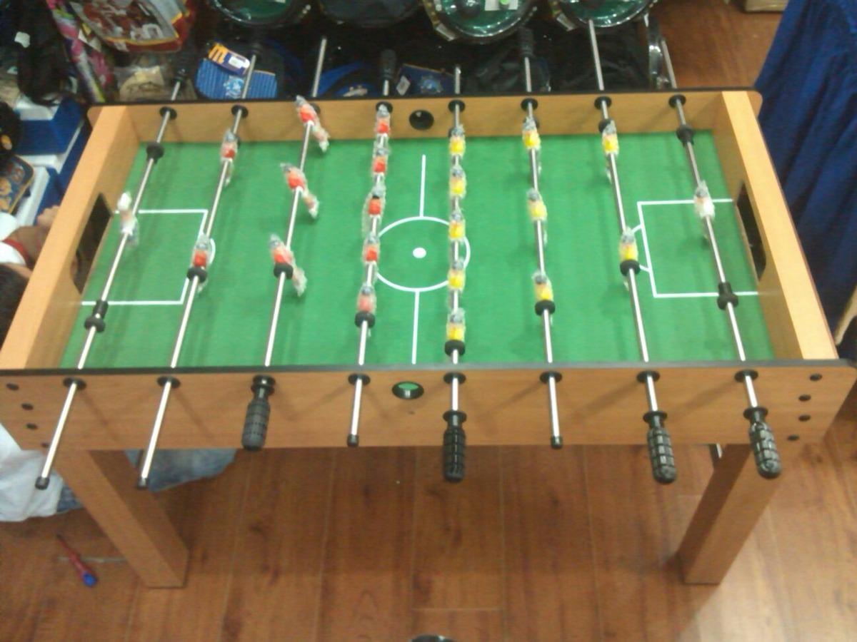 Mesa de futbolito bs en mercado libre for Mesa futbolito