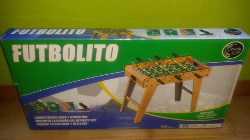 mesa de futbolito nueva jeidy toys mundial rusia kids