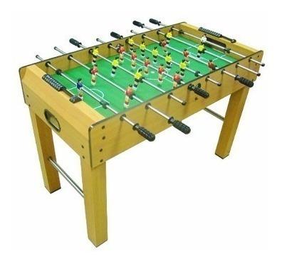 mesa de futbolito o futbolin grande