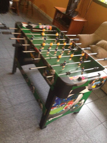 mesa de fútbolito tamanaco