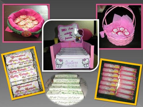 mesa de golosinas personalizada- candy bar-20niños
