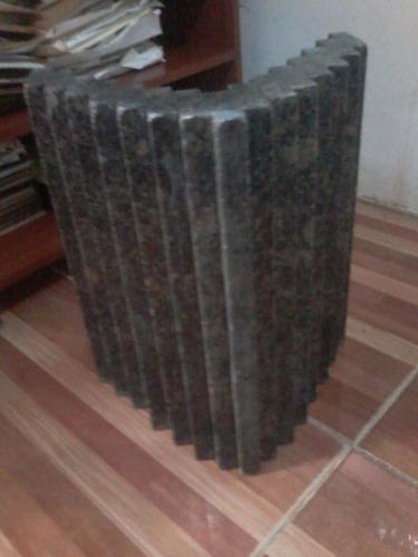 mesa de granito natural base y tope