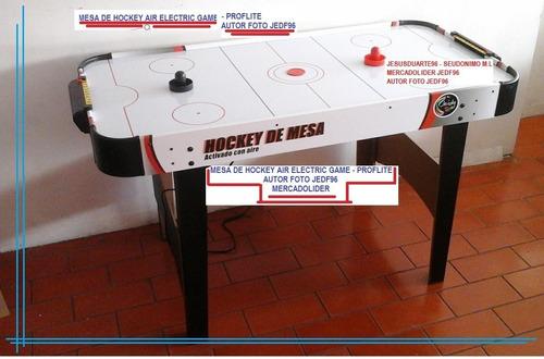 mesa de hockey air profesional jeidy toys tamanaco grande