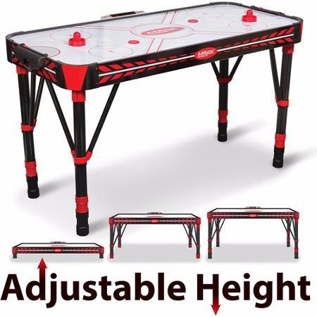 mesa de hockey ajustable - importadas