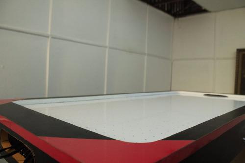 mesa de hockey motorizado