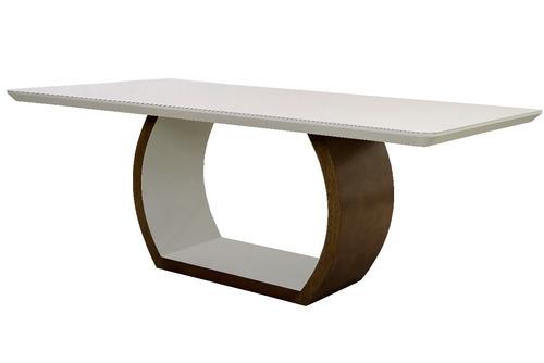 mesa de jantar bella com 08 cadeiras bella mobillare