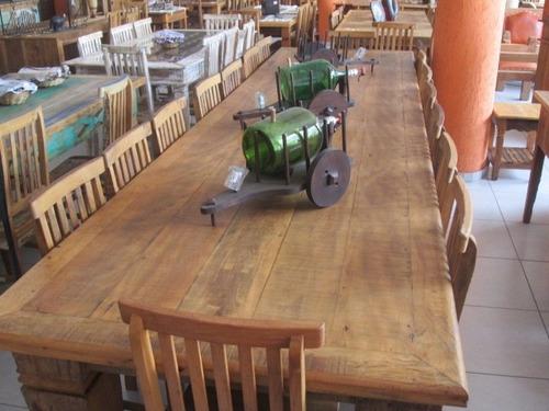 mesa de jantar fantástica de 4 metros