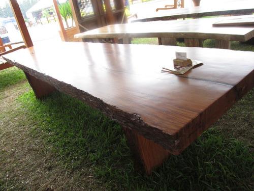 mesa de jantar grande, mesa gourmet mesa rústica