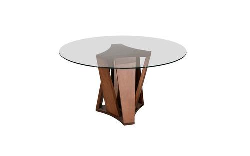 mesa de jantar pantheon com 06 cadeiras mobillare