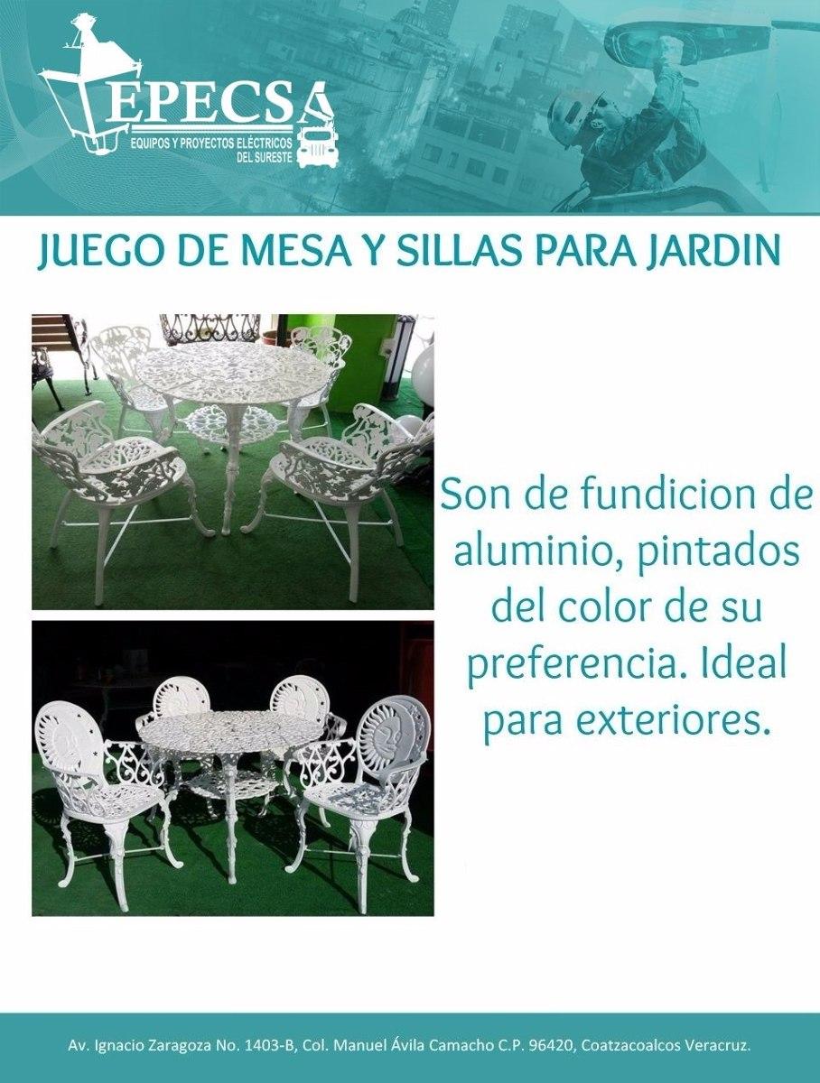 Muebles Para Jardin De Aluminio Fundido En Los Cavazos En Nuevo  # Muebles Cavazos Monterrey Nuevo Leon