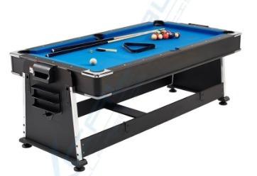 Mesa De Juegos 4 En 1 Billar,hockey Ping Pong Y Comedor - $ 3.349 ...