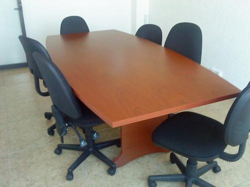 mesa de juntas corporativa 1.70