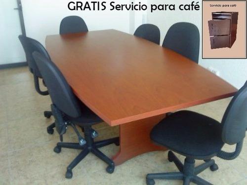 mesa de juntas corporativa wsl