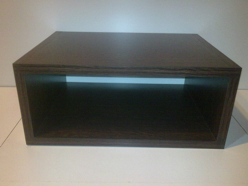 mesa de luz flotante sin cajón!! super oferta!!!