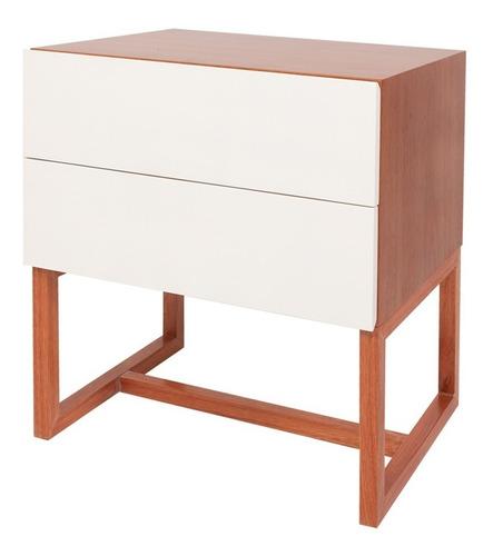mesa de luz juego de dormitorio laqueado forbidan muebles