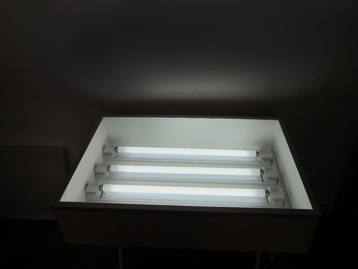 Mesa de luz para serigraf a y dibujo articulo nuevo for Mesa de luz para dibujo