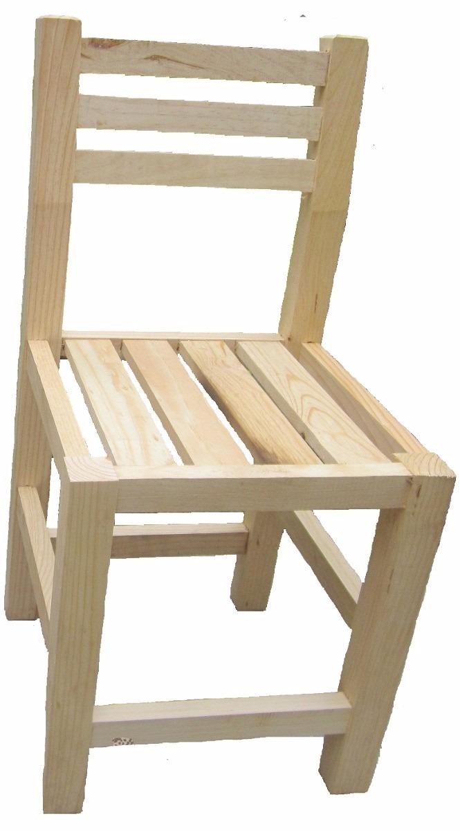 mesa de madera mas 4 sillas uso rudo restaurante bar 2 090 00 en