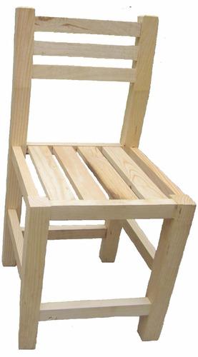 mesa de madera mas 4 sillas uso rudo restaurante bar café