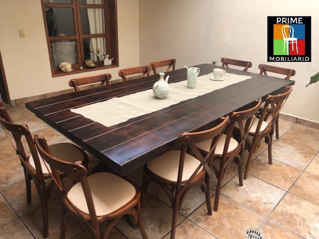 Foto: Mesa de Madera para Comedor de Bulldog Sofa #1683742 ...