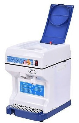mesa de máquina afeitadora eléctrica hielo afeitado hielo