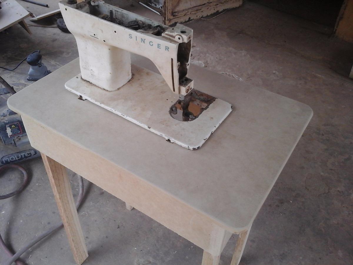 Mesa de maquina de coser bs en mercado libre for Mesa para maquina de coser